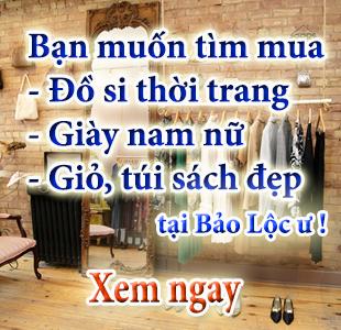 Shop bán đồ si Bảo Lộc